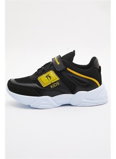 Tonny Black Çocuk Spor Ayakkabı Tbk18 Siyah